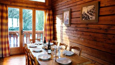 4 Bedroom Chalet for 8 photo 0