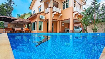 Jomtien Summertime Villa B photo 0