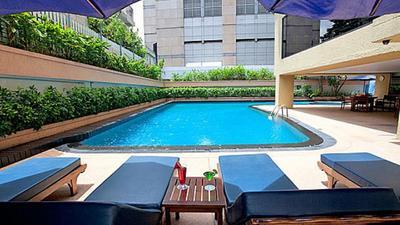 Sala Daeng Deluxe Suite 605 photo 0