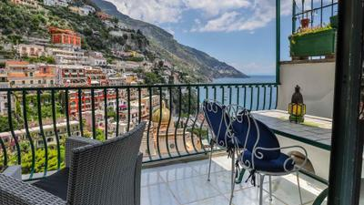 Appartamento a Positano ID 3320 photo 0