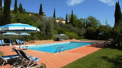 Country house in Chianti with pool ID 35 photo 0