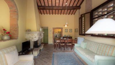 Apartment in Chianti with pool ID 450 photo 0
