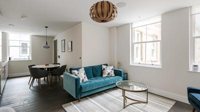 Luxurious One Bedroom Apartment in Central London photo 0