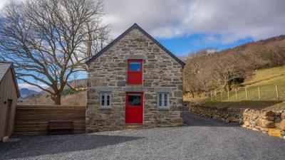 The Barn at Gelli Newydd photo 0