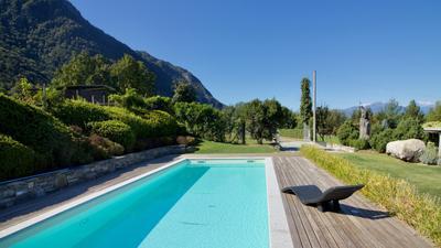 Il Lago Blu Loft With Pool photo 0