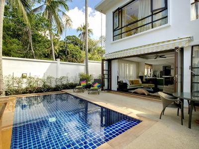 Frangipani Pool Villa Photo 2