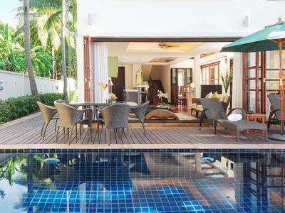 Frangipani Pool Villa Photo 5