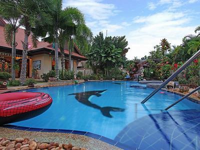 Relaxing Palms Pool Villa Photo 2