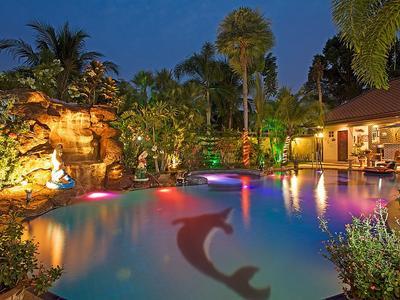 Relaxing Palms Pool Villa Photo 5