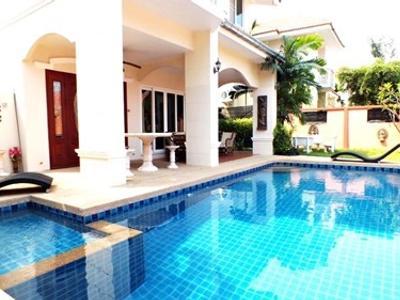 Villa Baan Jomtien 98 Photo 3
