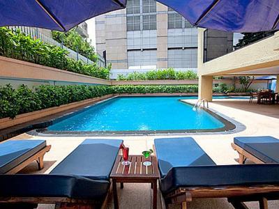Sala Daeng Designer Suite Photo 2
