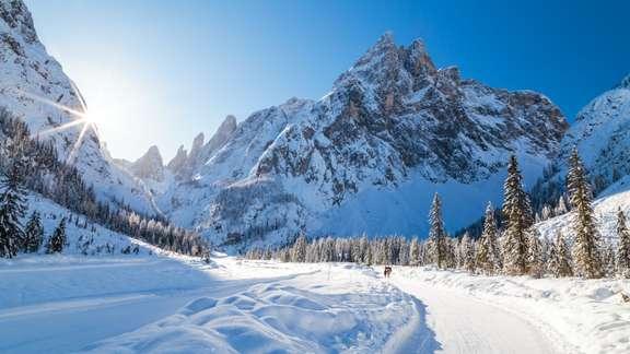 10 cose da non perdere in inverno in Val Pusteria