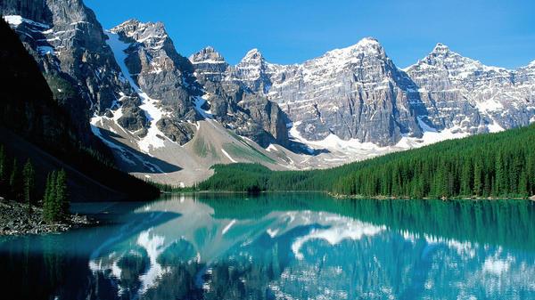 Moraine-Lake
