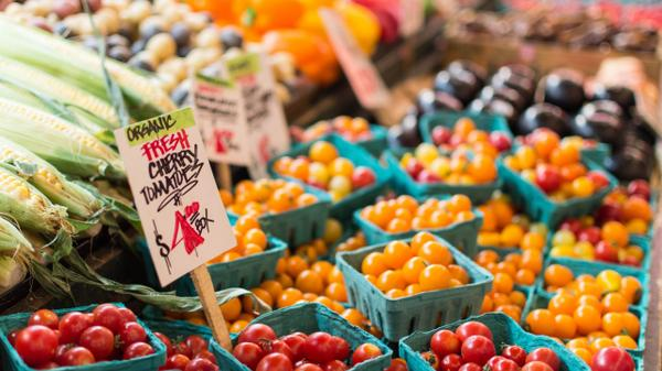 BC Farmers Markets