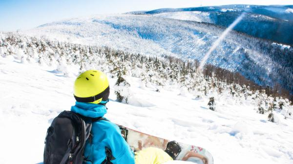 Skiing at Fernie Alpine Resort