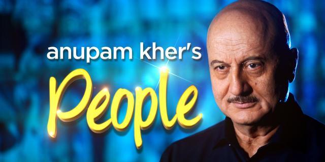 Anupam Kher's People
