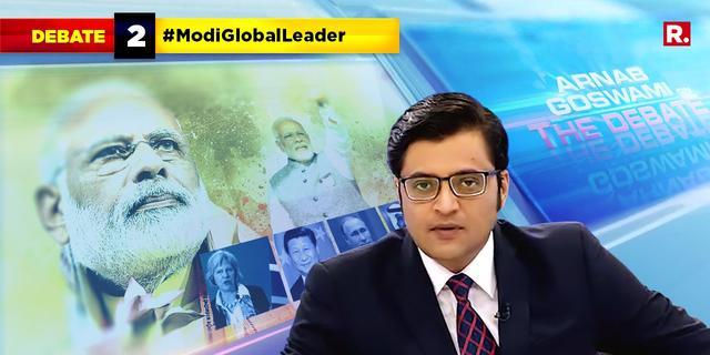 PM Modi wins global perception