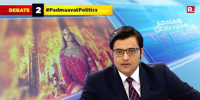 #PadmaavatDefeatsFringe
