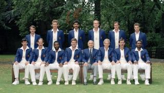 In 1987, he played for the MCC team against World XI at Lord's.