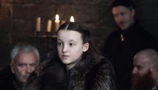 Lyanna Mormont will return! Will she be giving more speeches? (HBO)