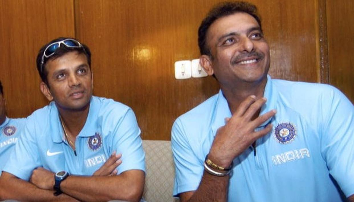 Shastri was appointed India's team manager in 2007.