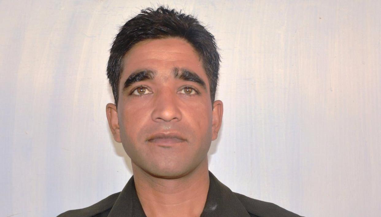 Braveheart Naik Muddasar Ahmed