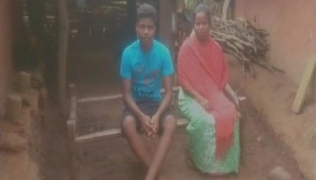 Proud mother says sold wood to ensure son's IIT success