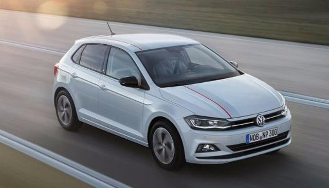 New Volkswagen Polo goes official