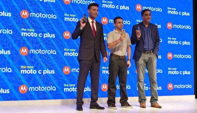 Moto C Plus at Rs. 6,999