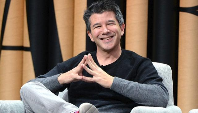 End of ride for Uber CEO