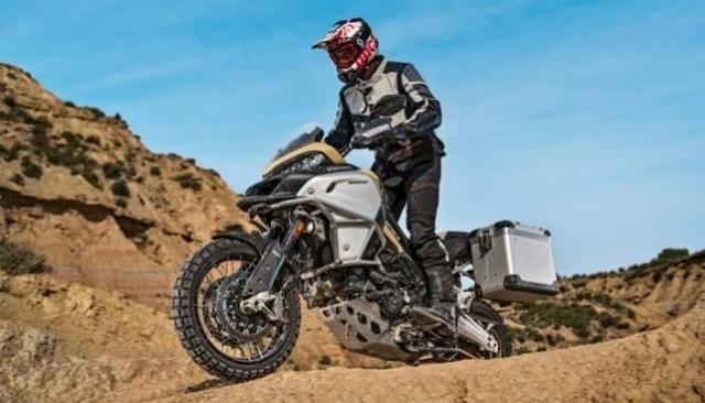 Ducati Multistrada Enduro Pro revealed