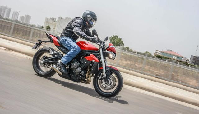 Triumph Street Triple S Review: First Ride