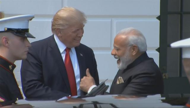 Top quotes from Modi-Trump joint statement