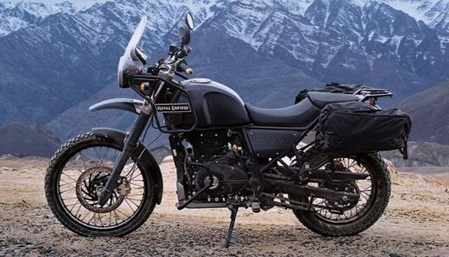 Royal Enfield Himalayan sales temporarily suspended