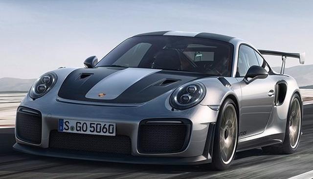 690bhp Porsche 911 GT2 RS breaks cover