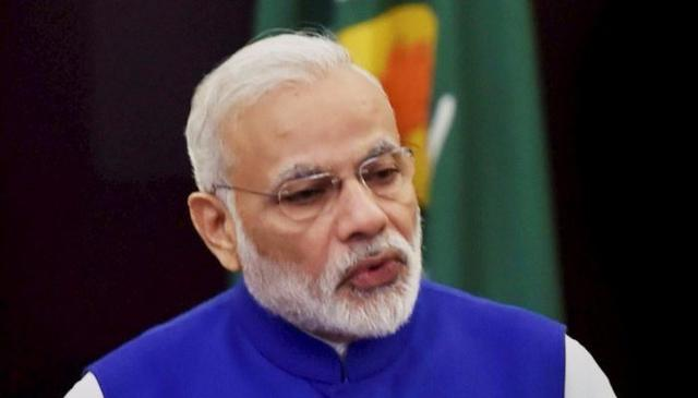 PM Modi urges for consensus