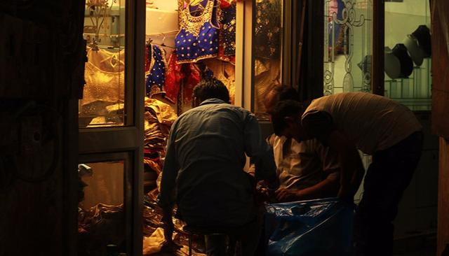 GST Impact: Business Dips For Chandni Chowk Textile Traders