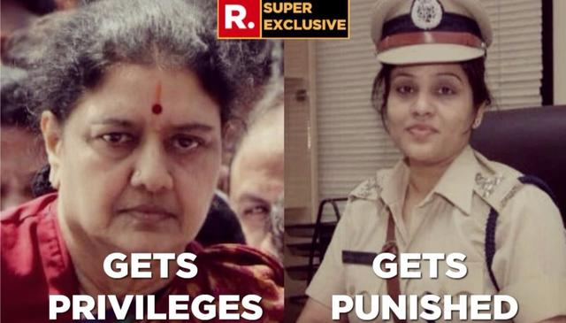 T.S.R. Subramanian on #DontPunishRoopa