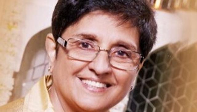 DIG Roopa's transfer is unacceptable: Kiran Bedi