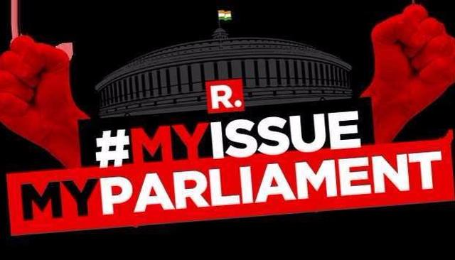 #MyIssueMyParliament — join the campaign