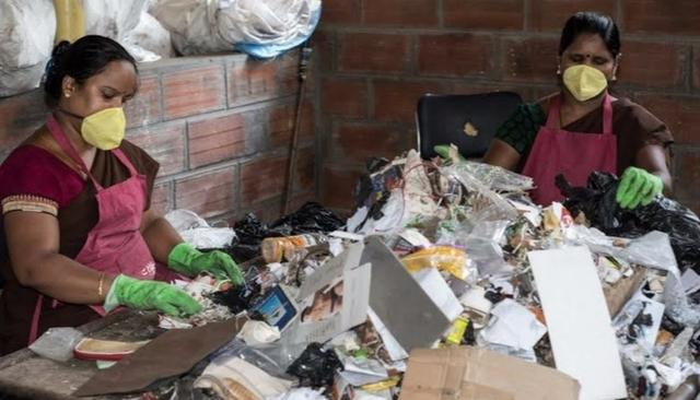 This Bengaluru-based startup prevents 25 tonnes of waste from reaching dump yards on a daily basis