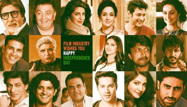 From Bollywood to Tollywood: Happy Independence Day