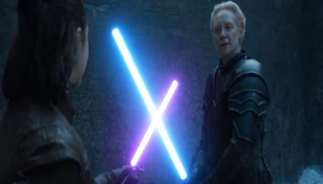 Another Star Wars and Game of Thrones mashup