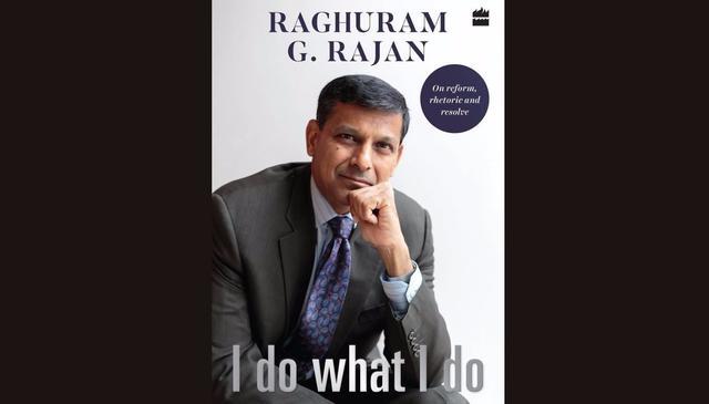 His name is Raghuram Rajan but has he written what he wants?