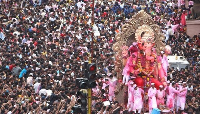 How Ganesh Utsav became the festival of the masses