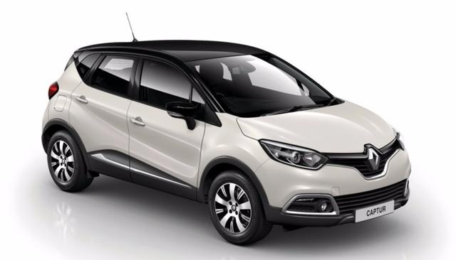 Renault Captur coming