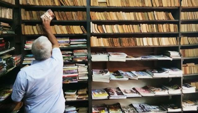 This Iconic, 65-Year-Old Library In Malleswaram Will Remind You Of The Good Old Days