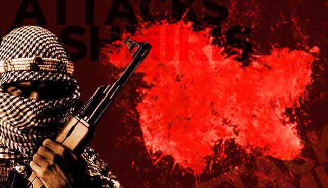 #PakAttacksKashmiris   PAK TERROR AIMED AT KASHMIRIS