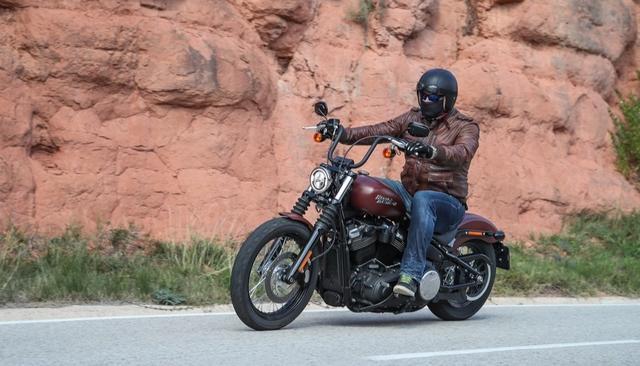 2018 Harley Davidson Street Bob: First Ride