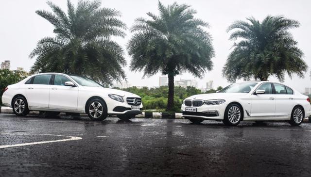 Mercedes-Benz E-Class vs BMW 5 Series: Comparison